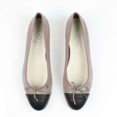 Chanel Ballet Flats - Size 38.5-4538