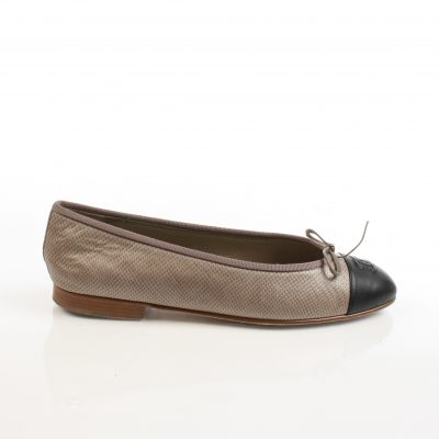 Chanel Ballet Flats - Size 38.5-4540