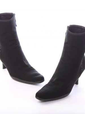 Prada, Red Line Booties - Size 37-4632